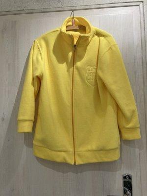 Fleece Jackets yellow