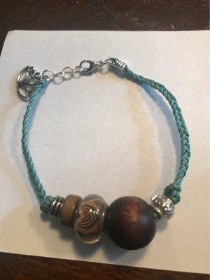 Bracelet en perles multicolore