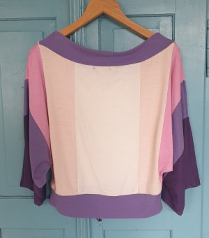 Boatneck Shirt multicolored cotton