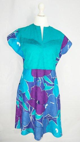 Fledermauskleid GR. S - M  Kleid Vintage