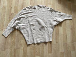 Fledermauspullover im Cropped Cut
