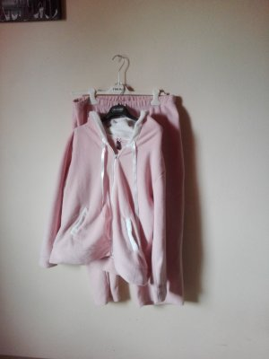 Lavelle Leisure suit pink polyester