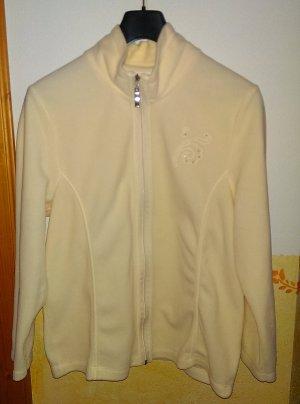 Creation Atelier GS Fleece Jackets natural white
