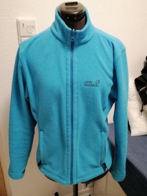 Jack Wolfskin Fleece Jackets light blue