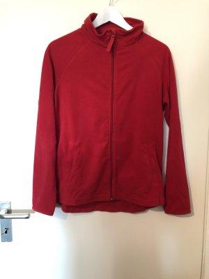 Janina Fleece Jackets red-dark red