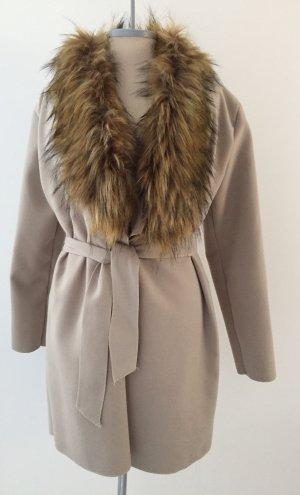Fleece Jackets beige