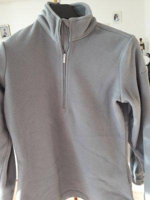 Nike Fleece trui grijs Polyester