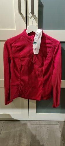 Quechua Polarowy sweter różowy-magenta
