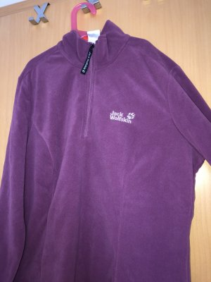 Jack Wolfskin Pullover in pile multicolore