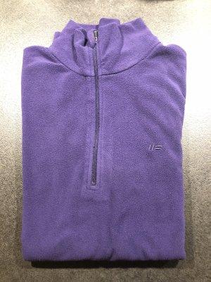 Fleece Pullover von HotStuff in Lila
