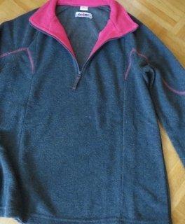 Fleece-Rolli, blau, Gr.40/42