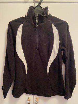 Schöffel Suéter negro-blanco