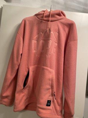 Dope Hooded Sweatshirt pink
