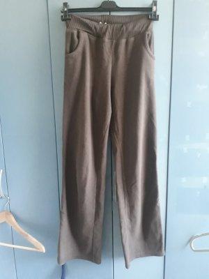Tchibo / TCM Pantalon thermique brun foncé