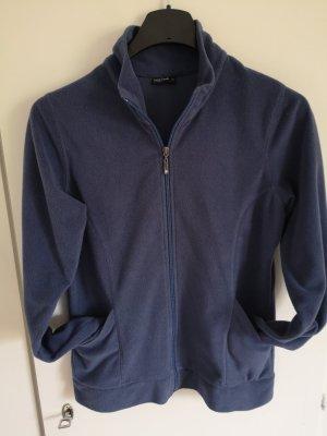 Laura Torelli Fleece Jackets slate-gray