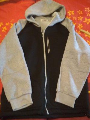 Fleece Jackets black-grey
