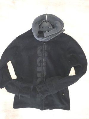 Bench Fleece Jackets black-grey