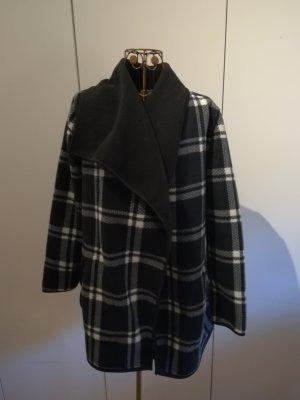 Tkmaxx Fleece Jackets black-white polyester