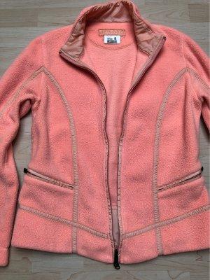 Fleece Jackets light orange