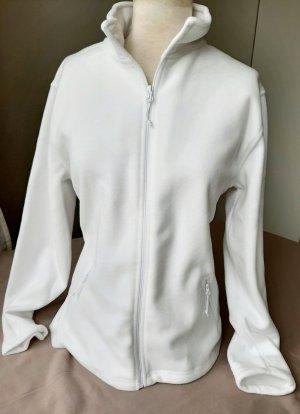 B&C collection Kurtka polarowa biały