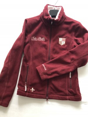 Felix Bühler Fleece Jackets bordeaux