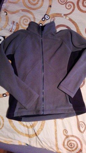 Colombia Fleece jack grijs