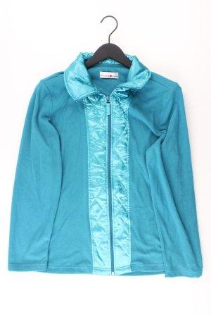 Fleece Jackets turquoise polyester