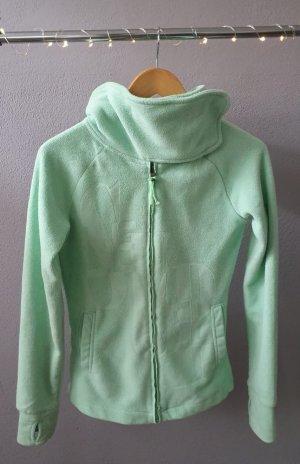 Sublevel Fleece Jackets turquoise-mint