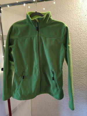 Fleece Jackets green-meadow green