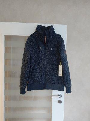 Alife & Kickin Fleece Jackets dark blue
