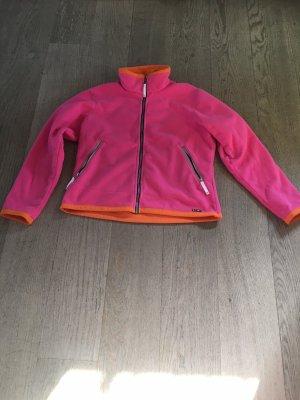 Gaastra Giacca in pile rosa-arancione