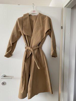 Fleece Coats camel