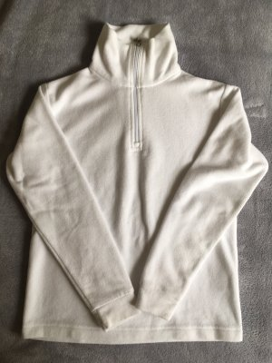 WEST SCOUT Pull polaire blanc