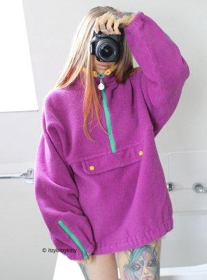 Ellesse Pullover in pile multicolore