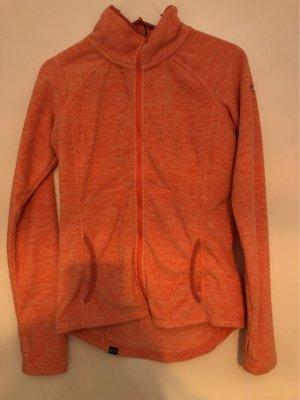 Roxy Fleece vest abrikoos