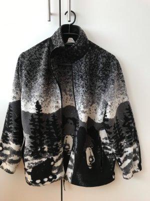 La Scala Fleece vest veelkleurig Polyester