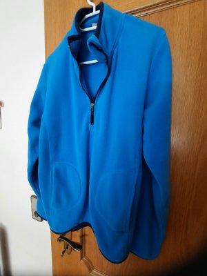 Wilder Kaiser Polarowy sweter stalowy niebieski