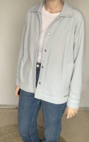 Joop! Jeans Giacca in pile azzurro-azzurro
