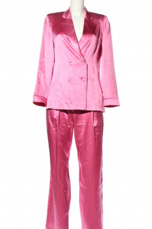 Fleur du mal Hosenanzug pink Business-Look