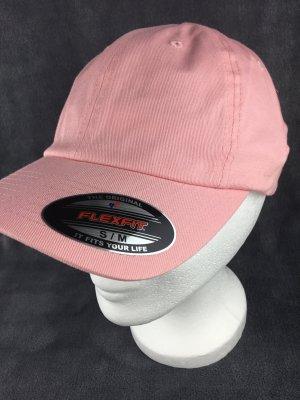 Flexfit Baseballówka jasny różowy-różany