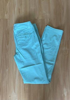 FlashLights Pantalone elasticizzato turchese-menta