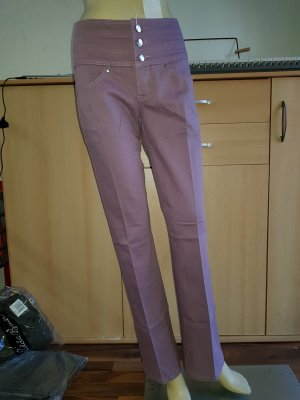 Cheer Straight Leg Jeans lilac