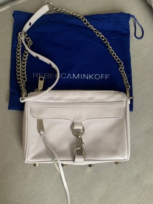 Fliederfarbene M.A.C. Crossbody Bag von Rebecca Minkoff