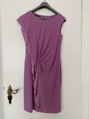 fliederfarbenes Kleid Laurèl 38