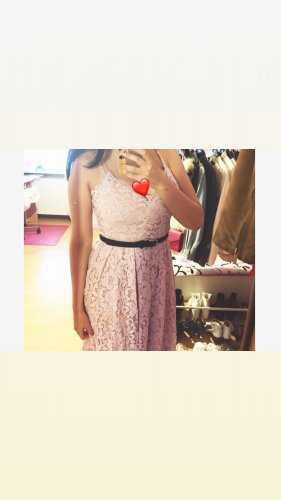 H&M Sukienka typu babydoll Wielokolorowy Tkanina z mieszanych włókien