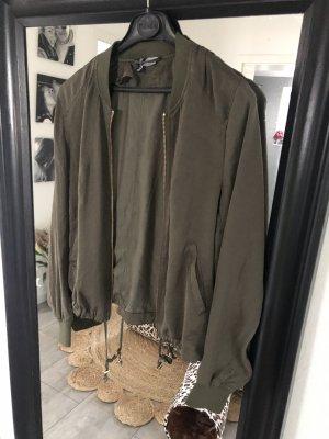 H&M Vliegeniersjack khaki