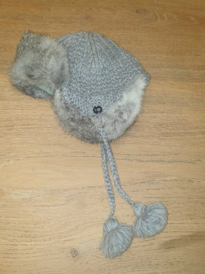 iheart Aviator Hat light grey-grey