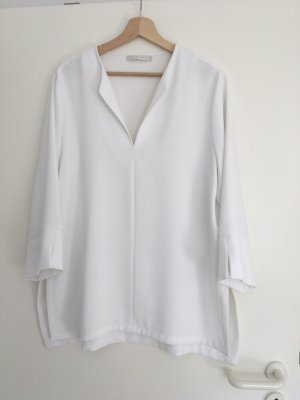 (The Mercer) NY Blouse met lange mouwen wit Polyester