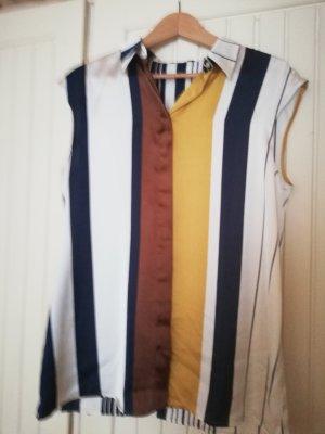 fliessende bluse von mango suit