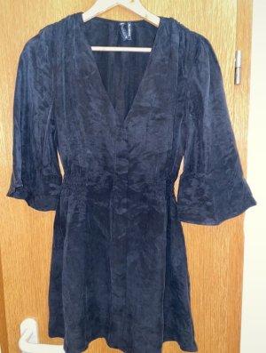 Fließendes Kleid mit Gummizug